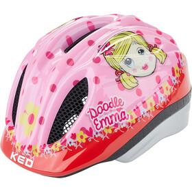 KED Meggy Originals Casque Enfant, doodle emma